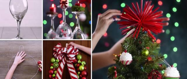 Diy Dollar Tree Farmhouse Christmas Decor Ideas For 2018