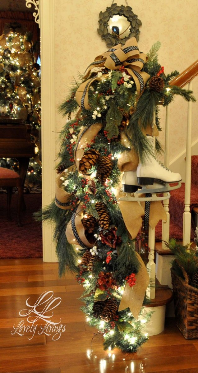 Ski Shoes and Ornaments