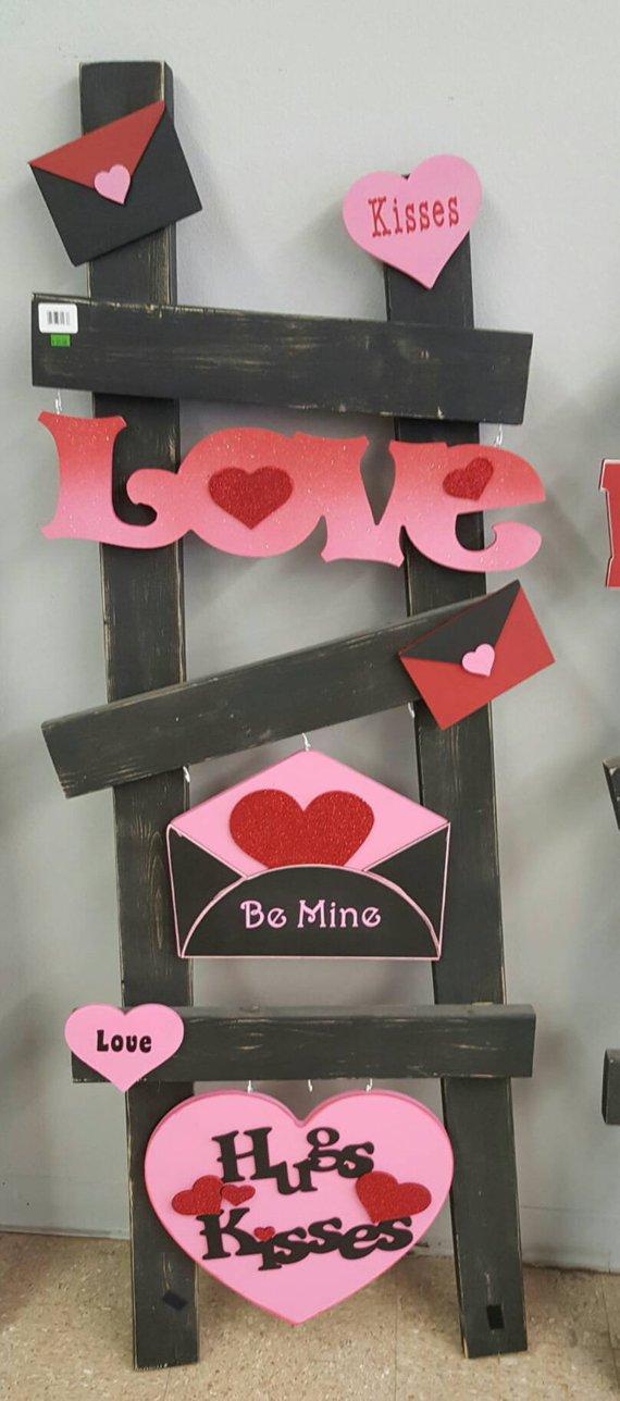 Valentines Interchangeable Ladder Kit
