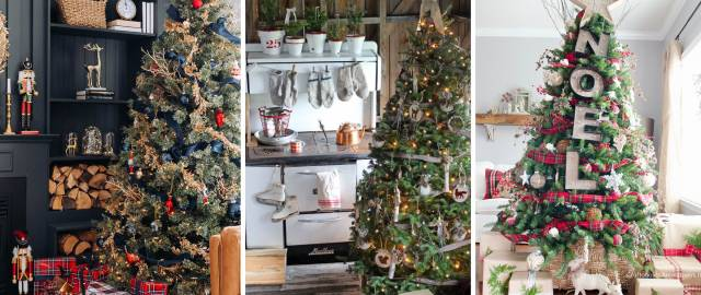 30 Fabulous Christmas Tree Decorating Ideas That are Totally Heartwarming!