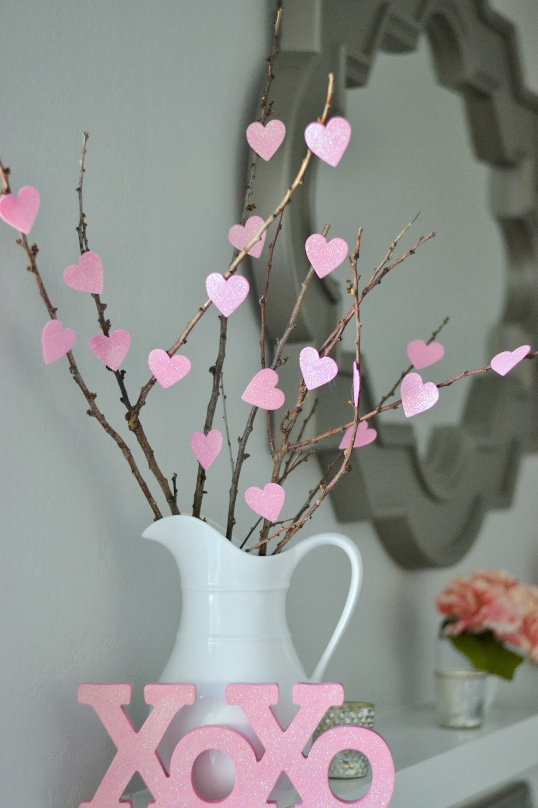 Cute and Cheap DIY Valentines Day Decorations