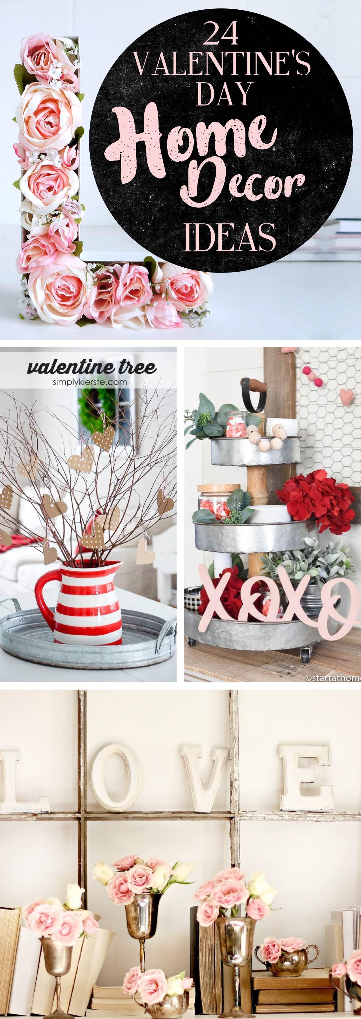 best 24 Valentines Day Home Decor Ideas