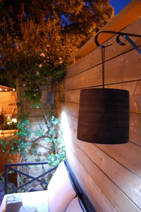 Rustic Outdoor Lantern