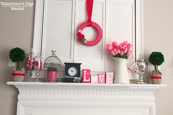 White Theme and Pink Accents