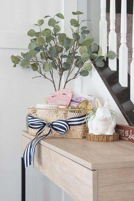 Ideas for a Grown up Easter Basket