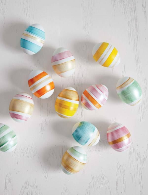 Striped Eggs