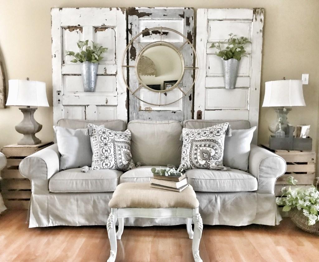 Ektorp Sofa and Chair