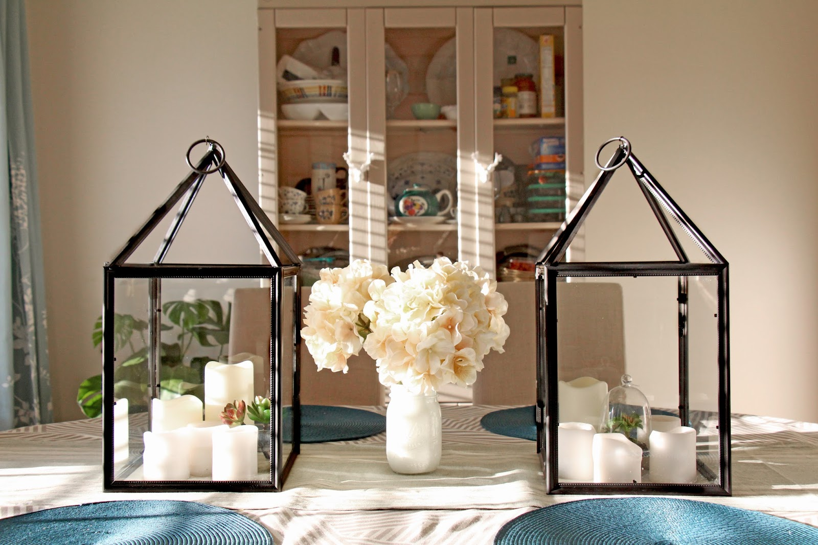 Hurricane Lanterns Out of Frames