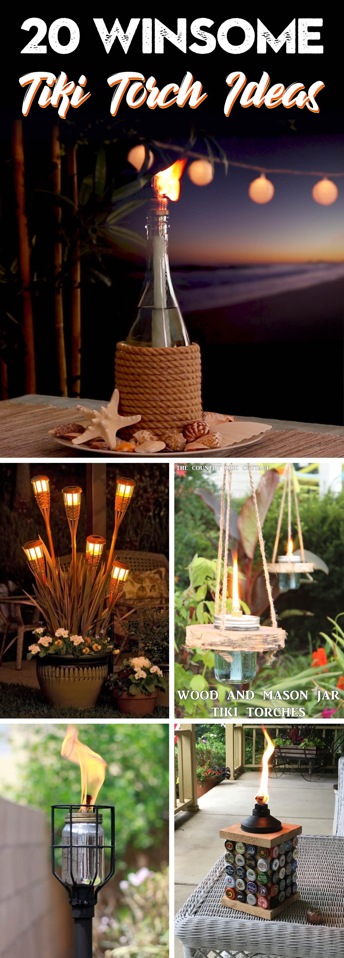 best Tiki Torch Ideas