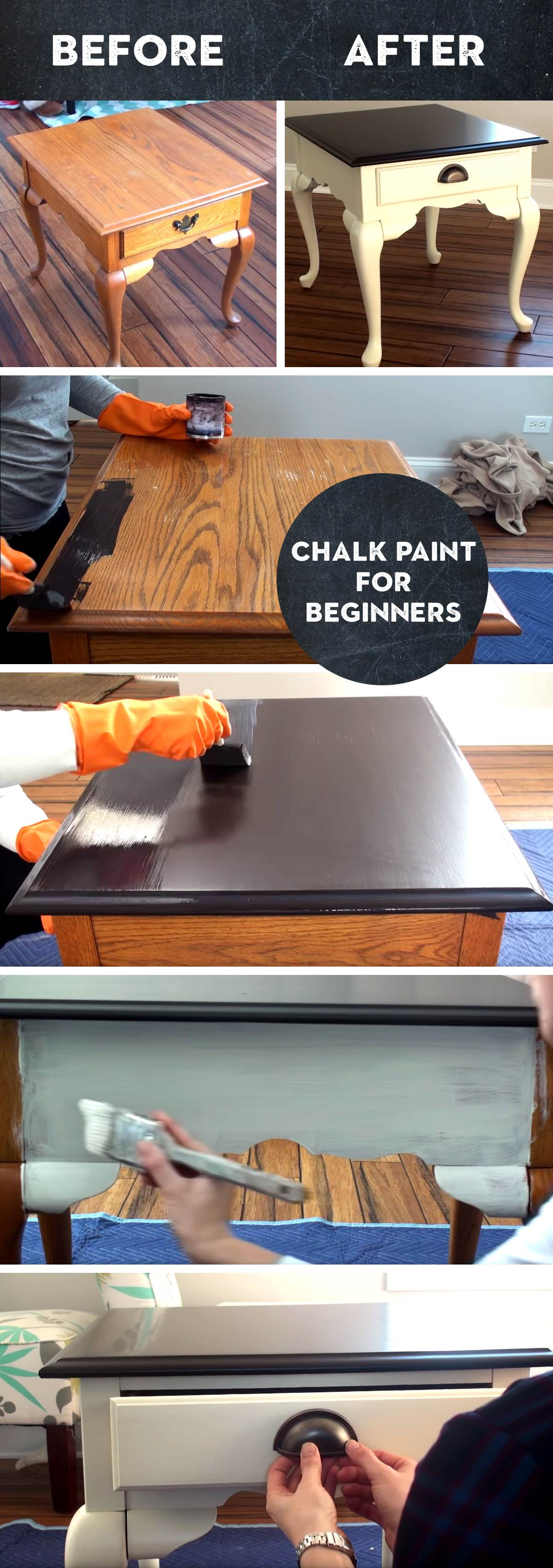 Chalk Paint for Beginners