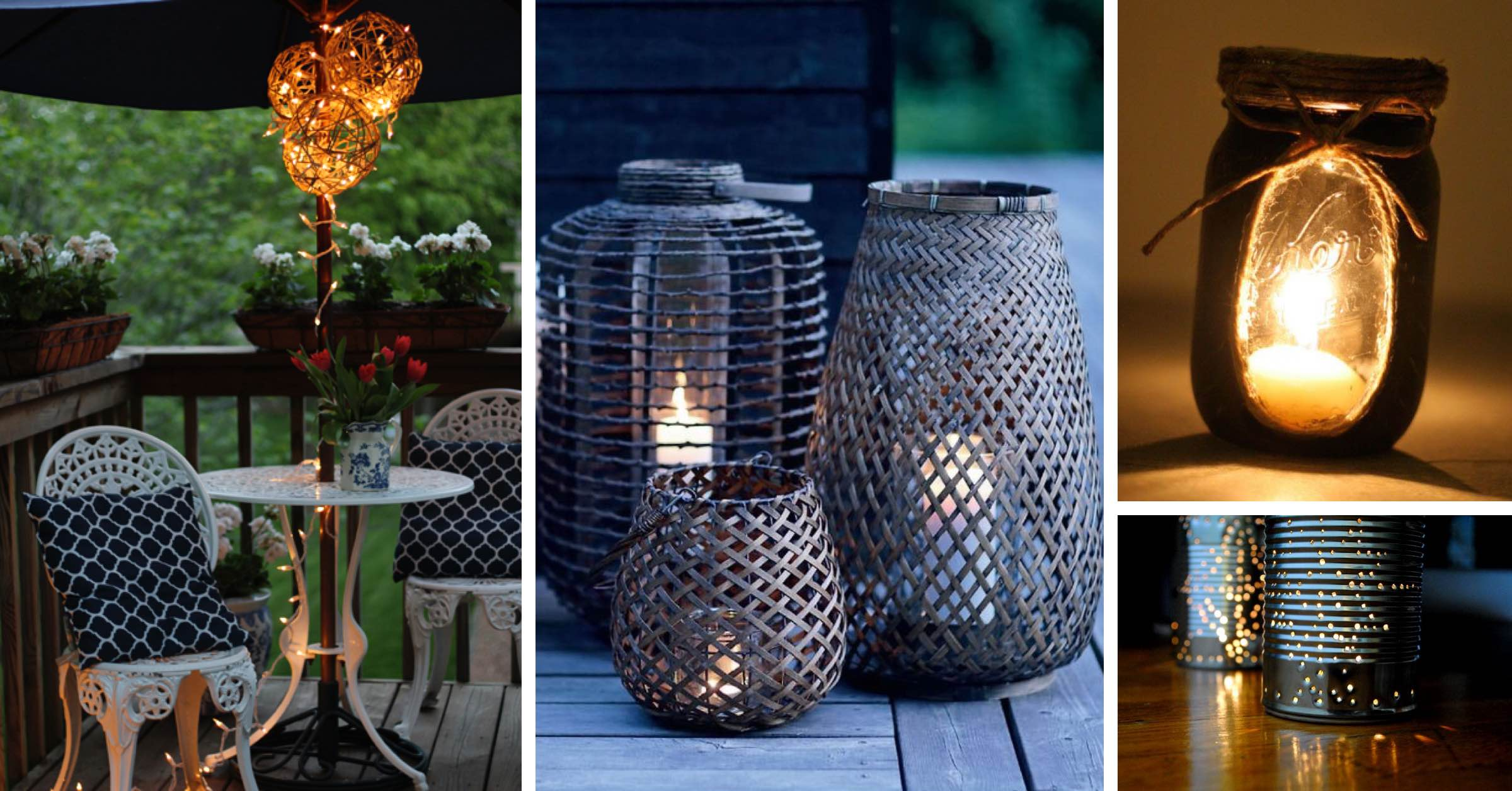 19 Spectacular Outdoor Lantern Ideas Sending More Light Across Your Space