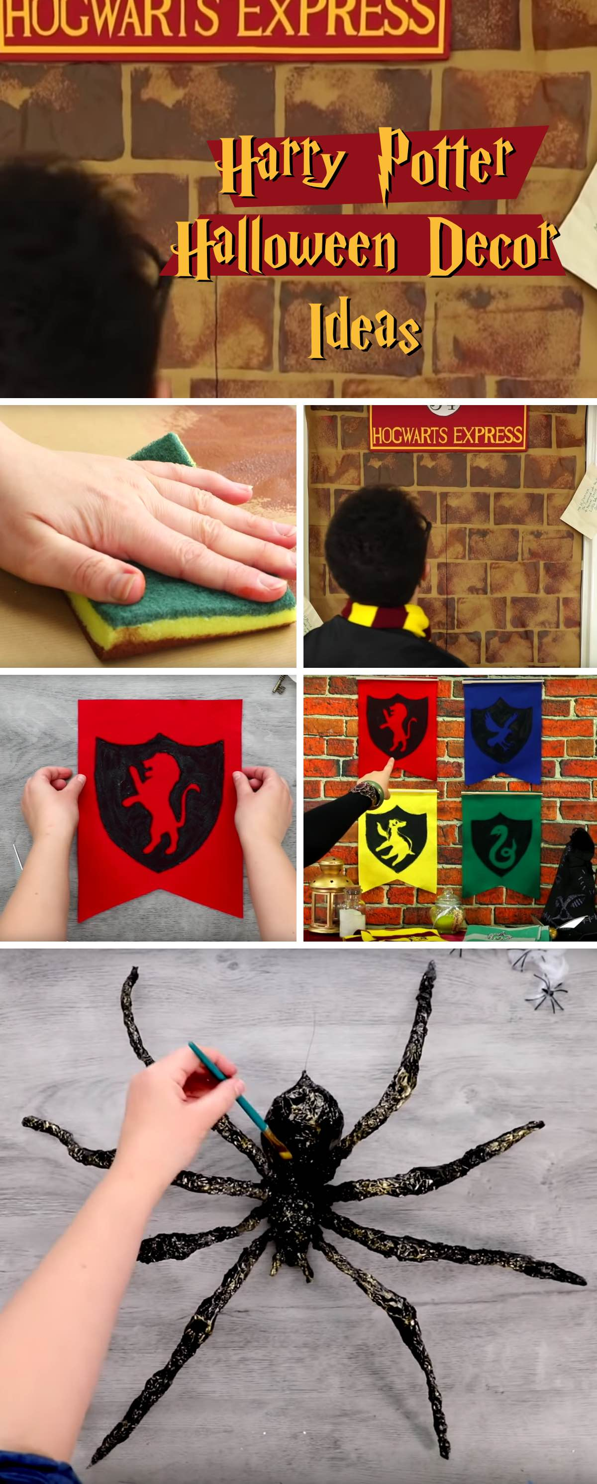 These 4 Harry Potter Decor Ideas are All you Need for a