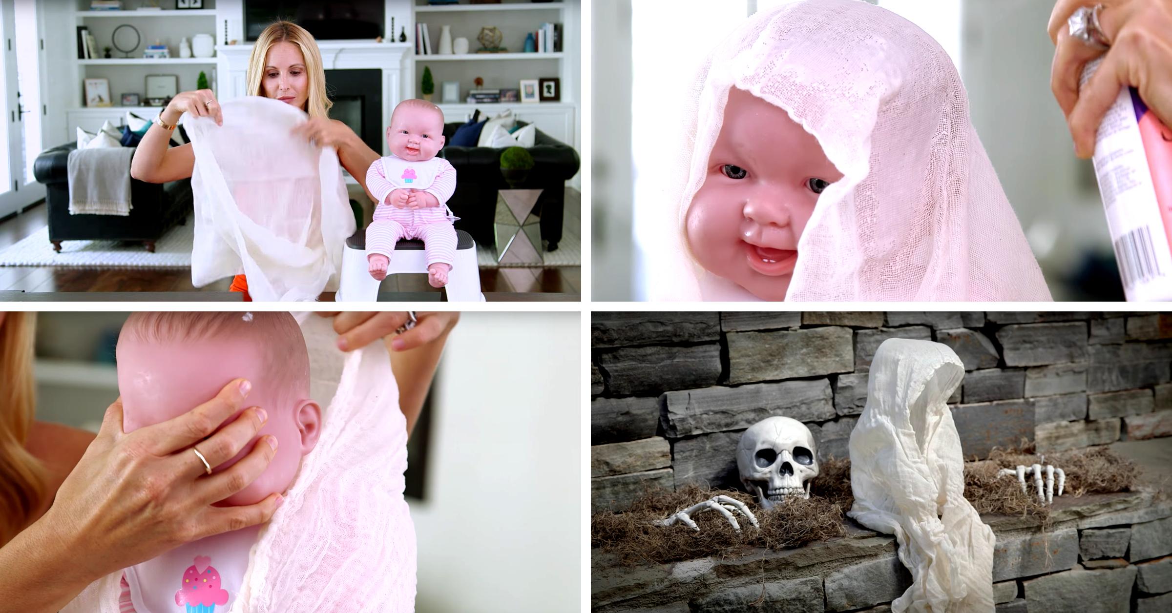 Super Spooky DIY Halloween Decor